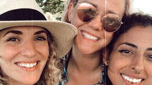 Ez a három leszbikus nő egy párt alkot
