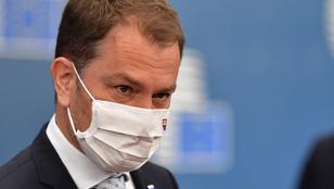 Szlovák kormányfő: Végre a saját bőrükön is megtapasztalhatják az emberek, hogy miért jó uniós országnak lenni