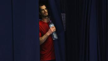 Andy Murray kihagyja az Australian Opent