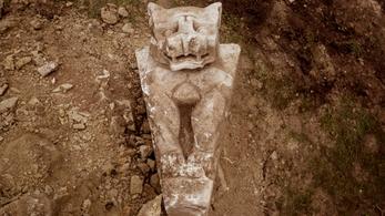 Megtalálták Sisi pihenőházának maradványait a budai Várban