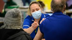 Kimaradhatnak az oltásból a bevándorló kórházi dolgozók Angliában