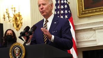 A szomszédos országok vezetőivel beszélt elsőként Joe Biden telefonon