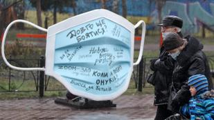 Ukrajna segélyt kap a vakcina megvásárlásához