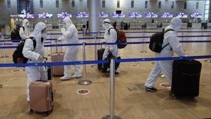 A vírusvariánsok miatt újabb utazási korlátozások lépnek életbe Európában