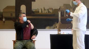 Horvátország felfüggeszti a lakosság beoltását, mert nincs elég vakcina