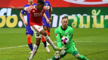 Gulácsiék ellen nyílt ki a mainzi gólcsap – megvan Szalaiék 2. sikere