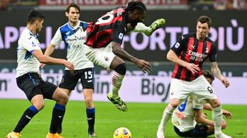 Milan: 23 nap alatt annyi vereség, mint 2020-ban összesen!