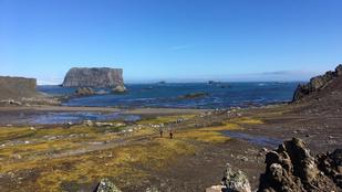 Hetes erősségű földrengés rázta meg a Déli-Shetland-szigeteket
