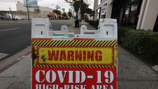 25 millióhoz közelít az amerikai koronavírus-fertőzöttek száma