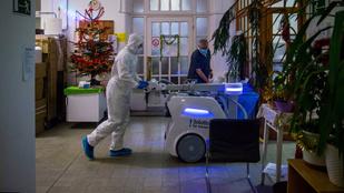 Koronavírus: november óta nem haltak meg ilyen kevesen egy nap alatt Magyarországon