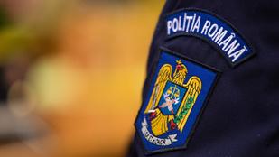 Illegális vacsorán kapták el a bukaresti helyettes rendőrfőkapitányt