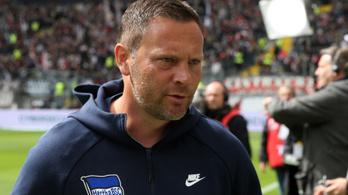 Jön a megmentő: ismét Dárdai Pál lett a Hertha vezetőedzője