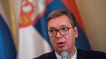 A szerb elnök szerint könnyebb atomfegyvert szerezni, mint vakcinát