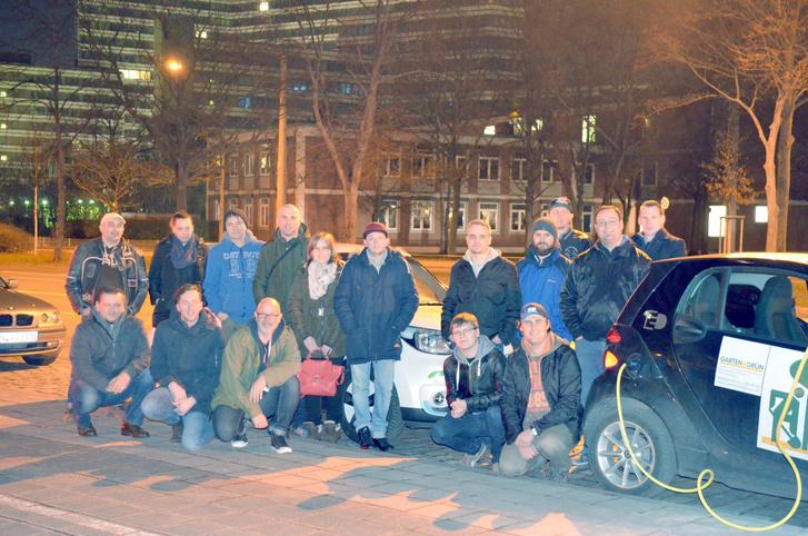 Nürnberg környéki TC-olvasókkal is találkoztunk
