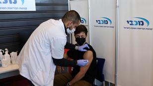 Izraelben már a 18 éven aluliakat oltják, februárban újraindítanák a gazdaságot