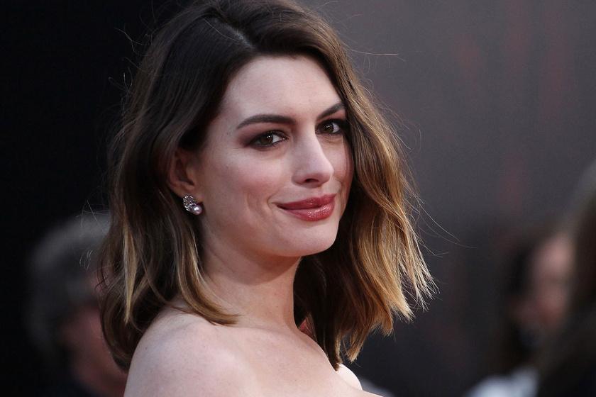 Anne Hathawayt emiatt szapulták a netezők: a színésznő maga vallotta be