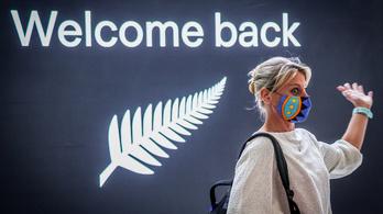 Új-Zélandon is felütötte a fejét a dél-afrikai vírusvariáns