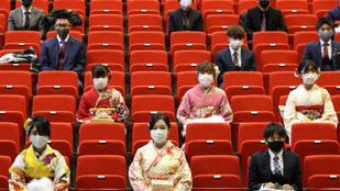 Úgy tűnik, Japán csak két hónappal a tokiói olimpia után fogja elérni a nyájimmunitást
