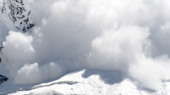 Fokozott lavinaveszély Kárpátalján