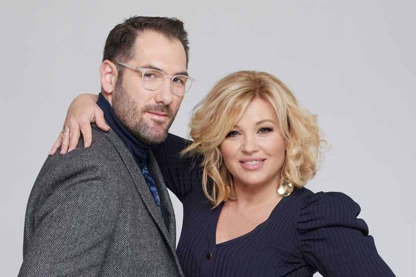 Liptai Claudia újra műsort vezet - A férjével együtt jelentkezik jövő héttől