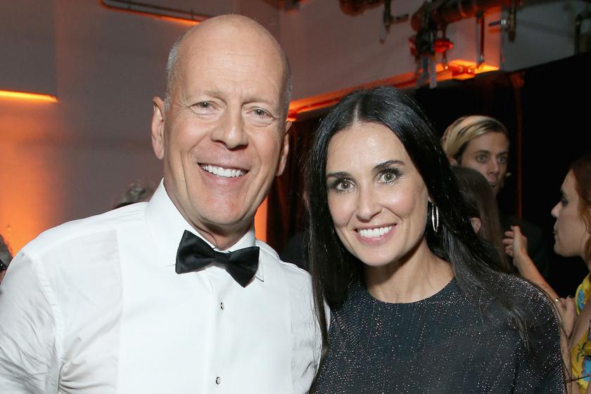 Bruce Willis és Demi Moore lánya fehérneműre vetkőzött: az anyja dögös alakját is örökölte