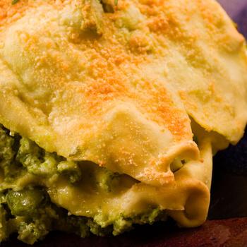 Egészséges és tápláló lasagne brokkolival – Észre sem veszed, hogy nincs benne hús