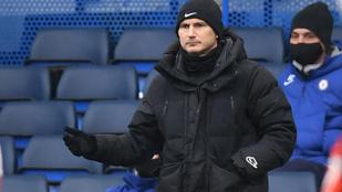 Megható szavakkal búcsúzott Frank Lampard a Chelsea-től