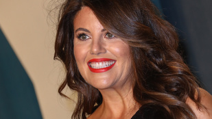 Monica Lewinsky távgyógyítani akart, Olivia Munn megtrollkodta