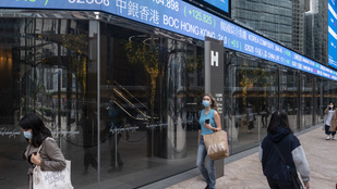 Kína már a befektetések terén is lekörözte Amerikát