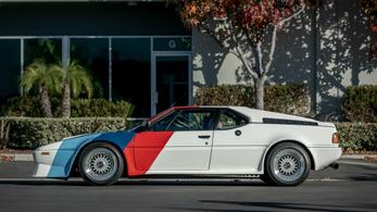 Eladó Paul Walker egykori BMW M1-ese
