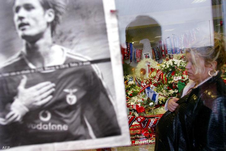 Fehér Miklósra emlékeznek a temetésén