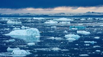 Sokkoló sebességgel olvad a földi jégtakaró