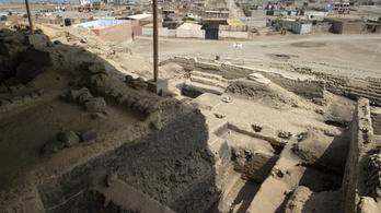 Földfoglalók einstandolták Amerika legősibb városának romjait