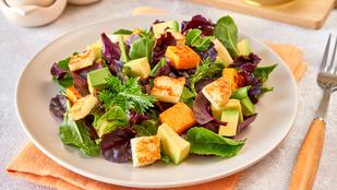 Még tart a szezon: cékla-narancs-mogyoró salátával izgalmasabbak a grillezett húsok