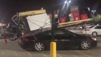 Kupéval is lehet teherautónyi cuccot szállítani