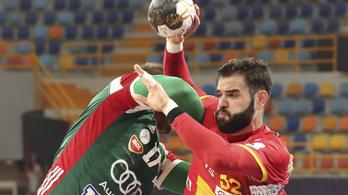 Spanyolország–Magyarország – percről percre