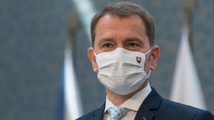 Szlovákia elegendő oltással rendelkezik a kormányfő szerint