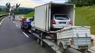 Horrorkaravánok sokkolják 2019 óta a magyar sofőröket