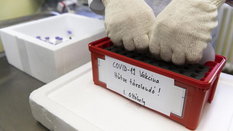 Készül a magyar vakcina
