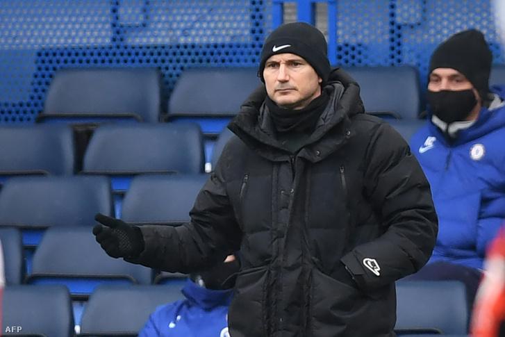 Frank Lampard edzőként nem alkotott maradandót a Chelsea-nél