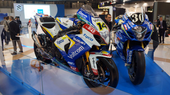 Virtuális motorszalont tartana a Suzuki