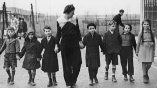 100 árva gyerek életét mentette meg a háború után, mégsem ismerik a nevét