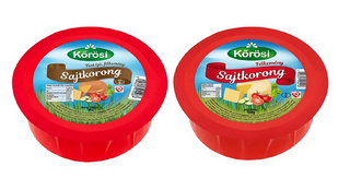 Üvegszilánk a sajtban, figyelmeztet a Kőröstej