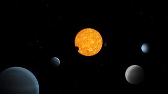 Harmóniában kering öt idegen bolygó
