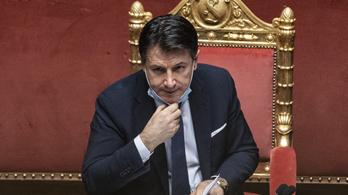 Lemondott az olasz kormányfő