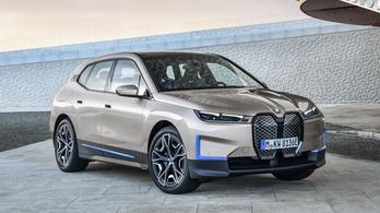 Digitális bemutató: BMW iX 2021
