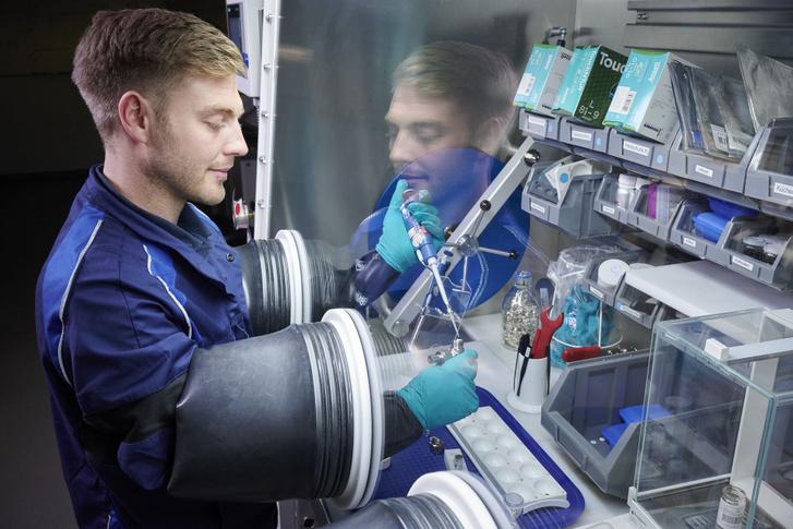 Az akkumulátor technológia fejlődését saját kutató-fejlesztő központtal segíti a BMW