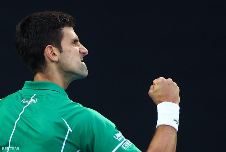 Novak Djokovics kilencedszer lehet bajnok Melbourne-ben