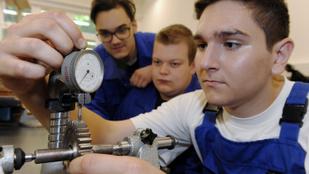 Az új szakképzési rendszerben bevételhez jutnak a diákok