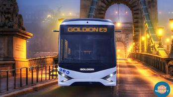 Magyarországon készül Európa első csuklós hidrogénbusza